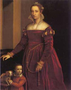 Figure 9 Inspiration portrait. Sofonisba Anguissola, Double Portrait of a Lady and her Daughter, n.d., National Museum of Women in the Arts, Washington, D.C.