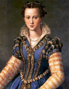 Maria de Medici, By Alessandro Allori
